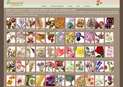 BotanicalArtists.com