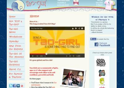 TaoGirl.com/Tao-Girl