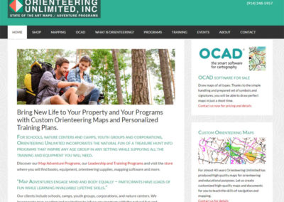 Orienteering Unlimited, Inc.