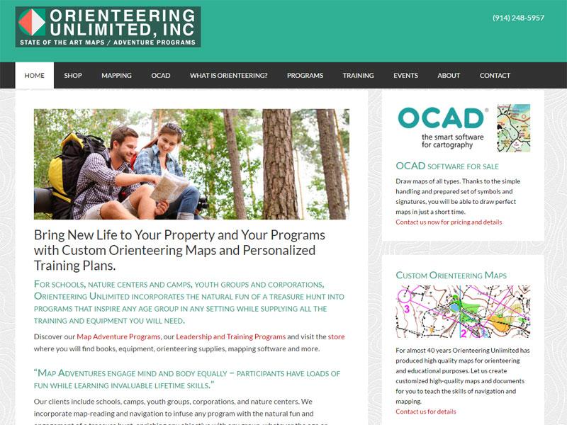 Orienteering Unlimited, Inc.